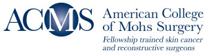 American College of Mohs Surgery emblem